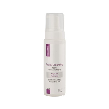 Dermoskin DERMOSKIN Facial Cleansing Foam 200 ml Renksiz